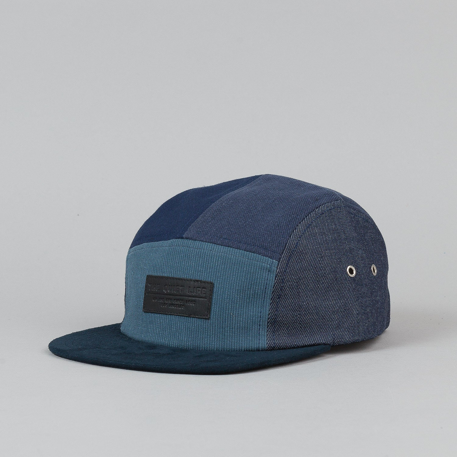 The Quiet Life Multi Panel 5 Panel Cap