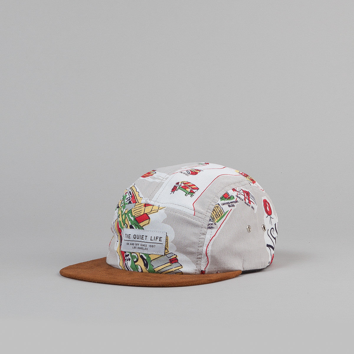 The Quiet Life New York 5 Panel Cap