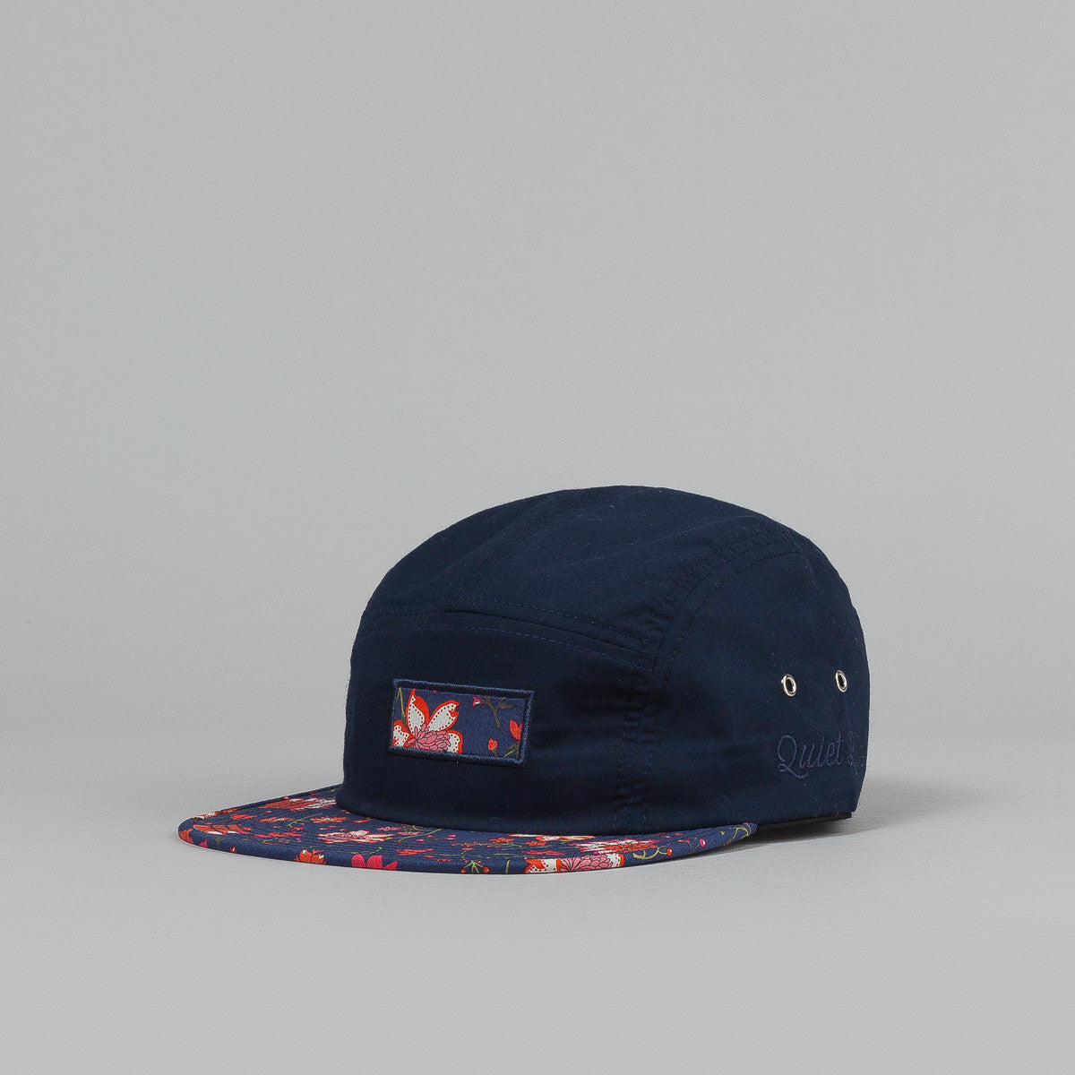 The Quiet Life Nikita 5 Panel Cap
