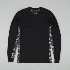 The Quiet Life Nikita L/S T-Shirt - Black