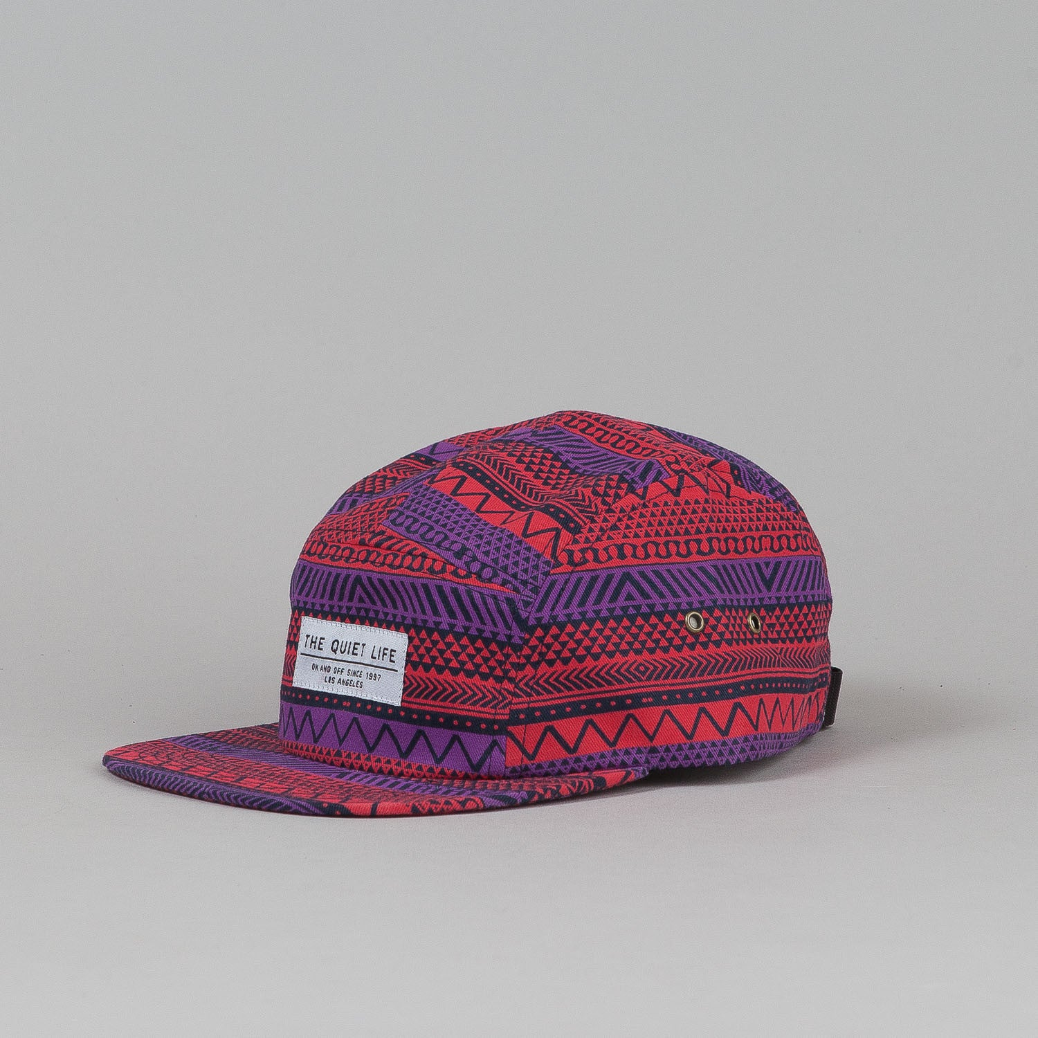 The Quiet Life Our Tribe 5 Panel Cap