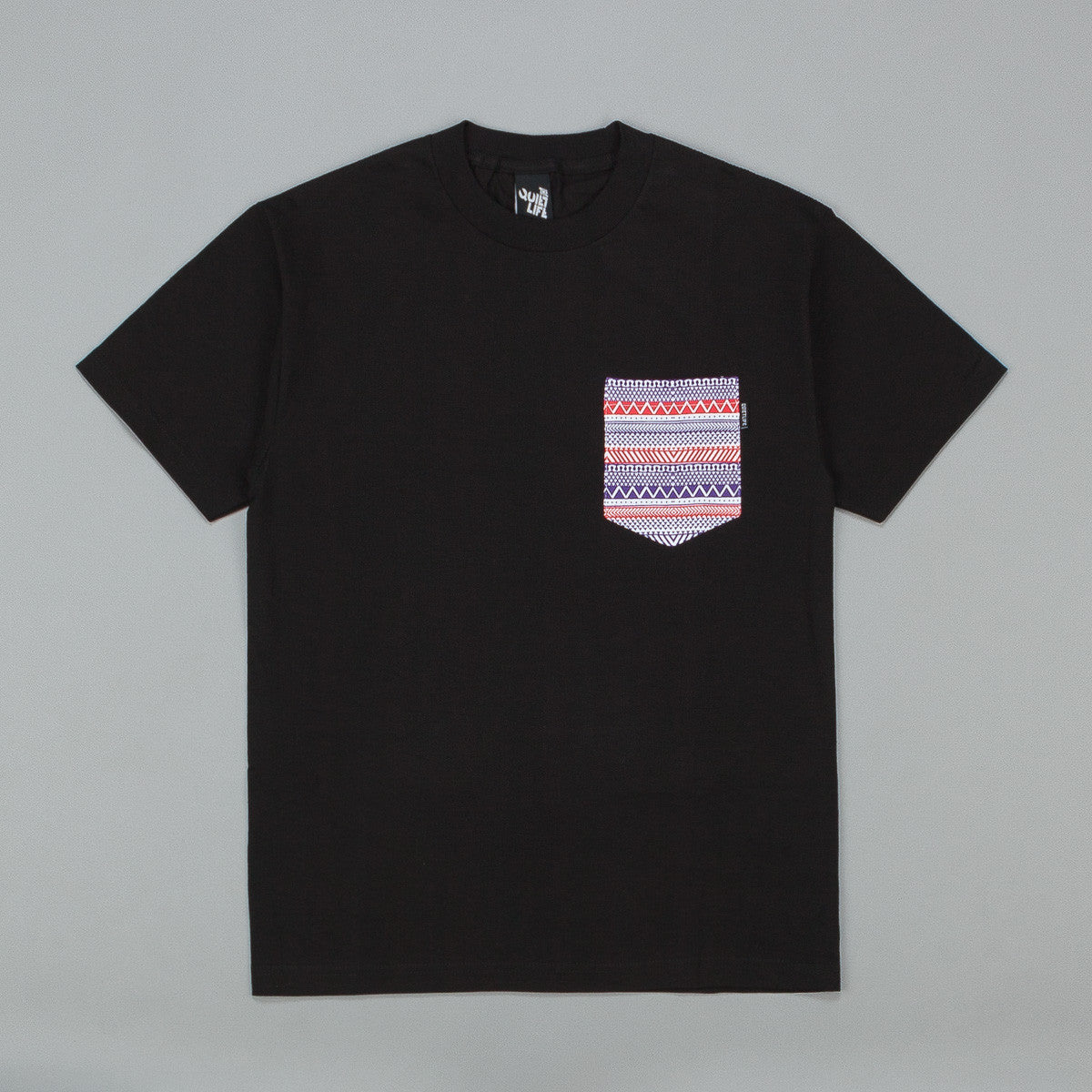 The Quiet Life Our Tribe T-Shirt - Black