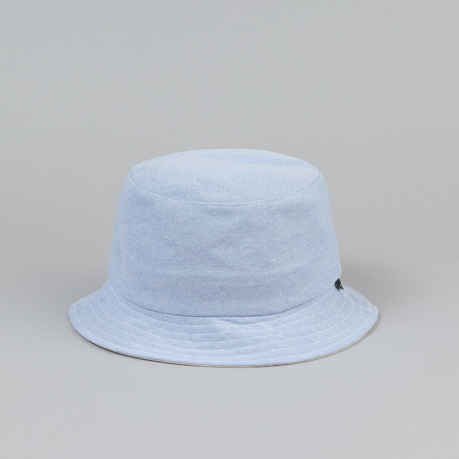 The Quiet Life Oxford Bucket Hat - Blue