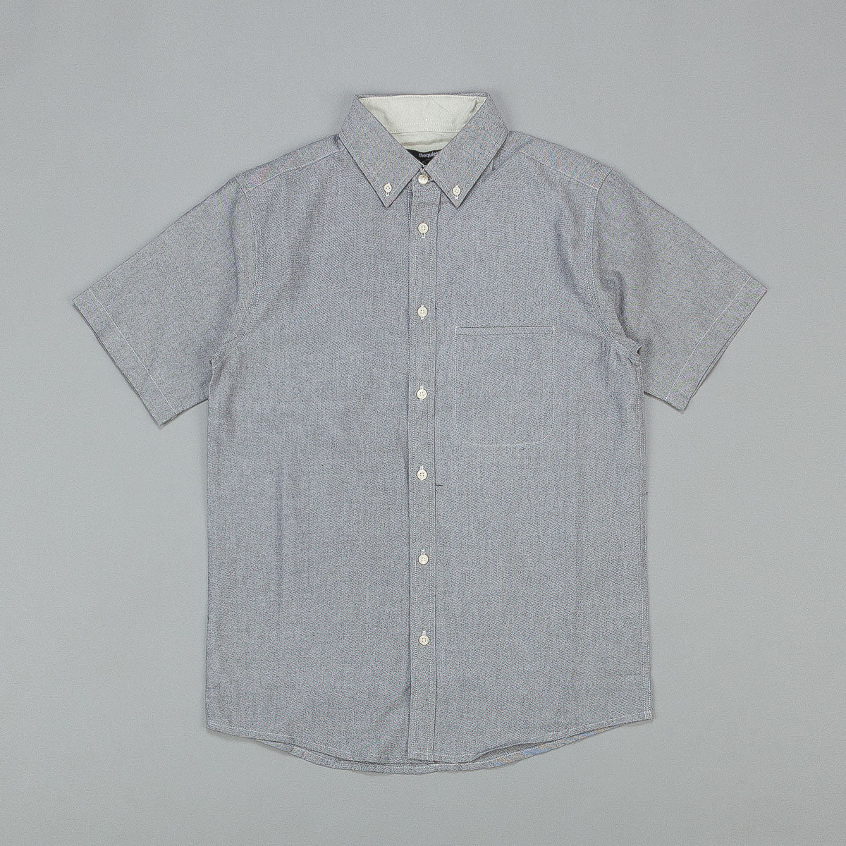 The Quiet Life Oxford Button Up Short Sleeve Shirt