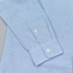 The Quiet Life Oxford Button Up Shirt - Blue