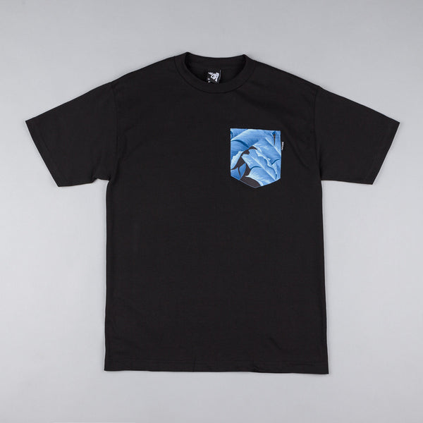 The Quiet Life Palm Pocket T-Shirt