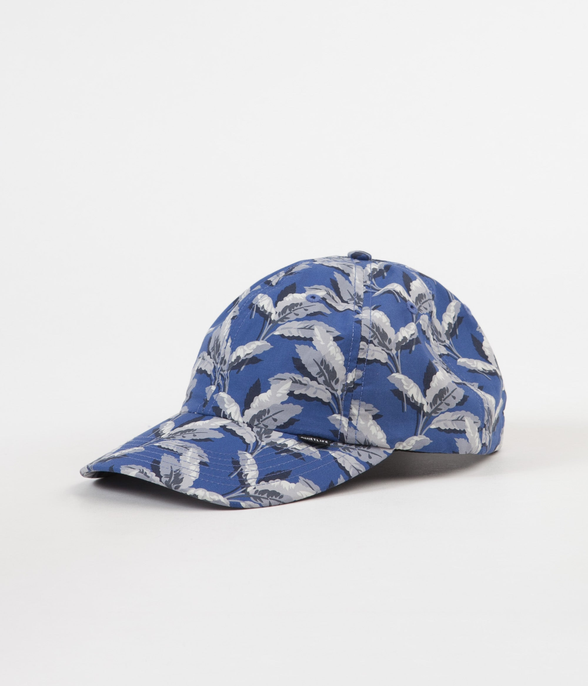 The Quiet Life Palm Polo Cap - Blue