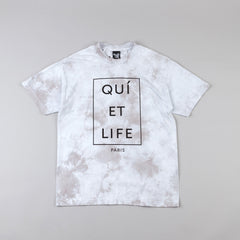 The Quiet Life Stormy Paris T-shirt White