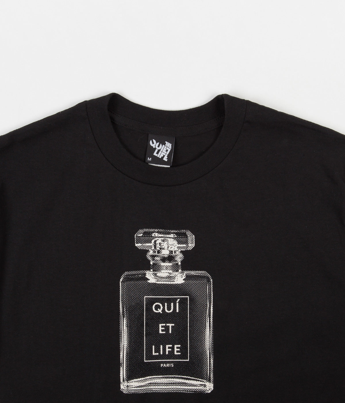 The Quiet Life Paris T-Shirt - Black