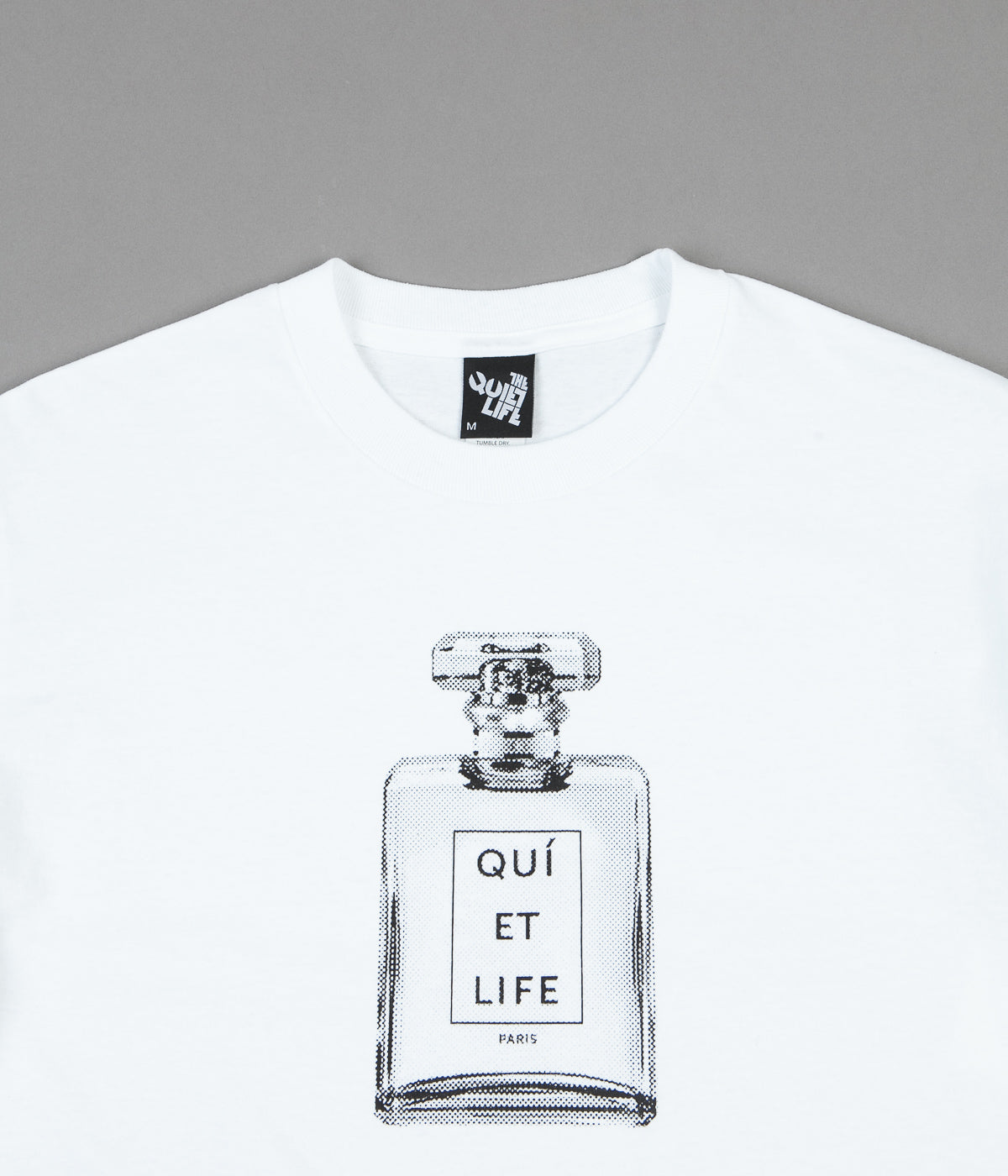 The Quiet Life Paris T-Shirt - White