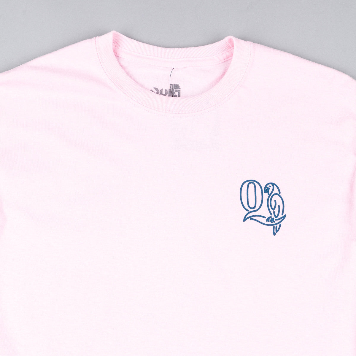 The Quiet Life Parrot Long Sleeve T-Shirt - Pink