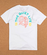 The Quiet Life Parrot Premium T-Shirt - White
