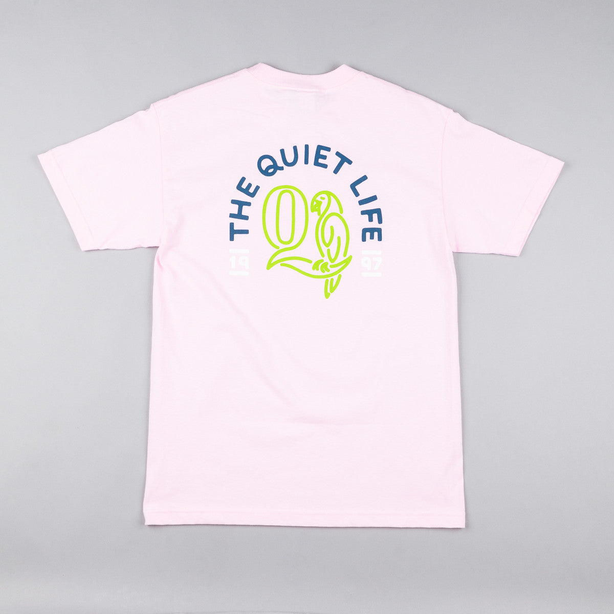 The Quiet Life Parrot T-Shirt - Pink