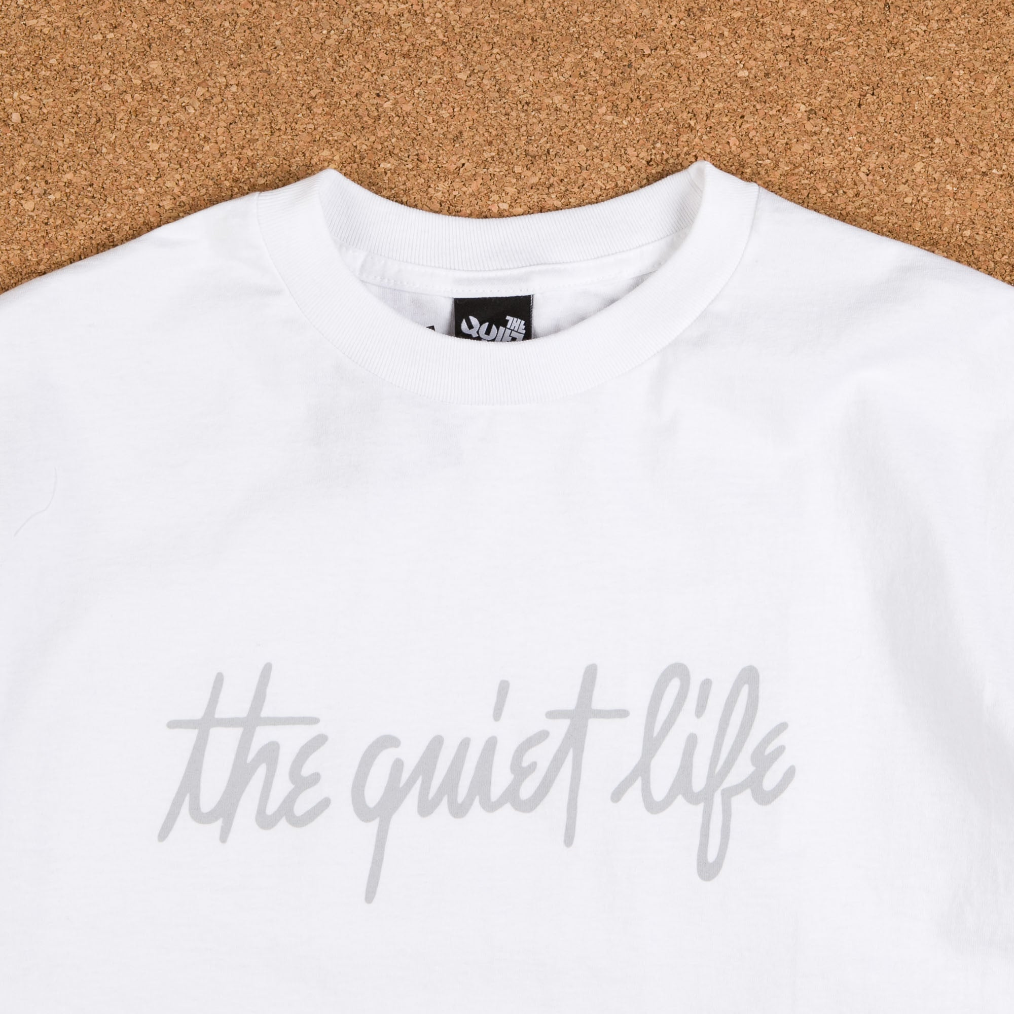 The Quiet Life Pen And Ink T-Shirt - White