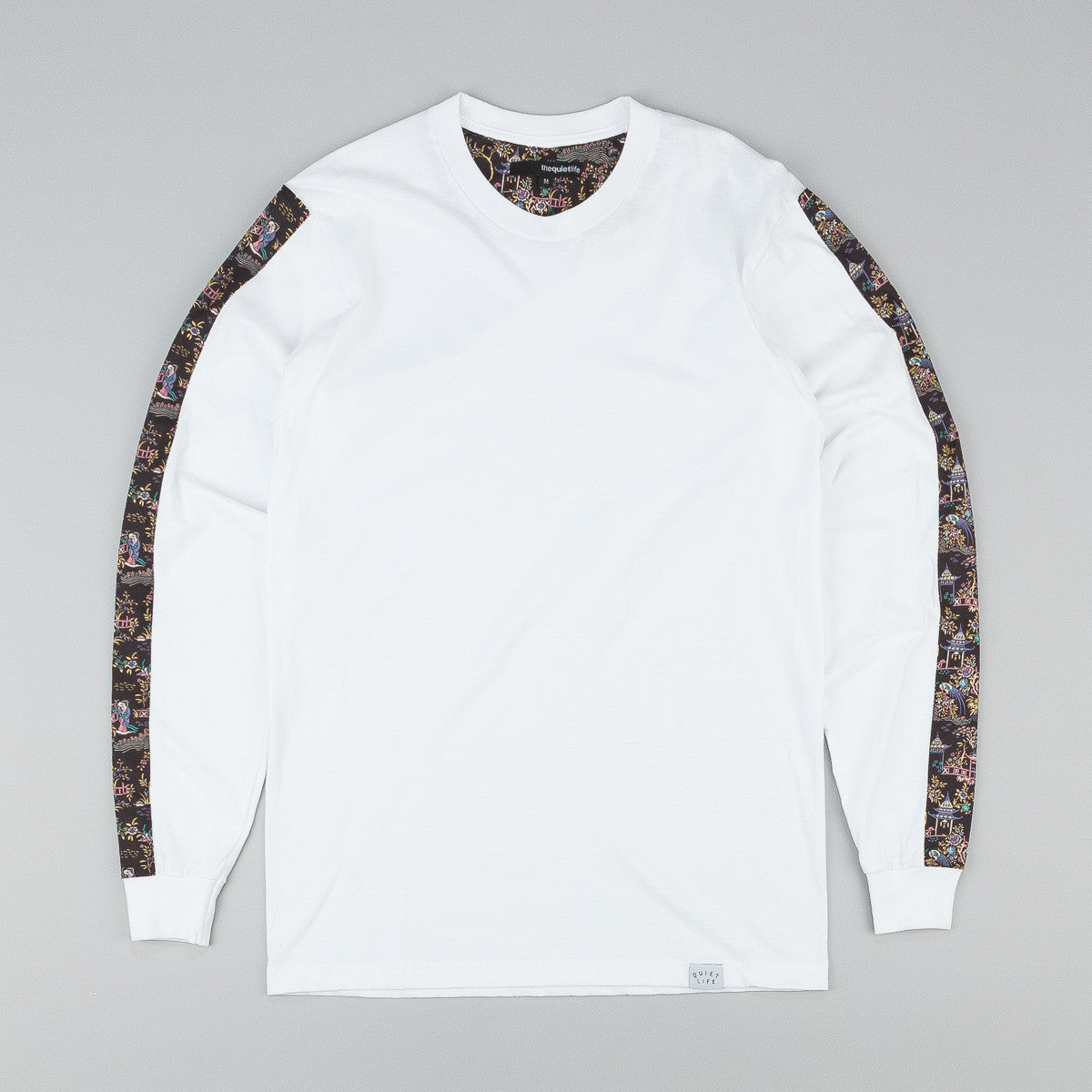 The Quiet Life Peony Long Sleeve T-Shirt