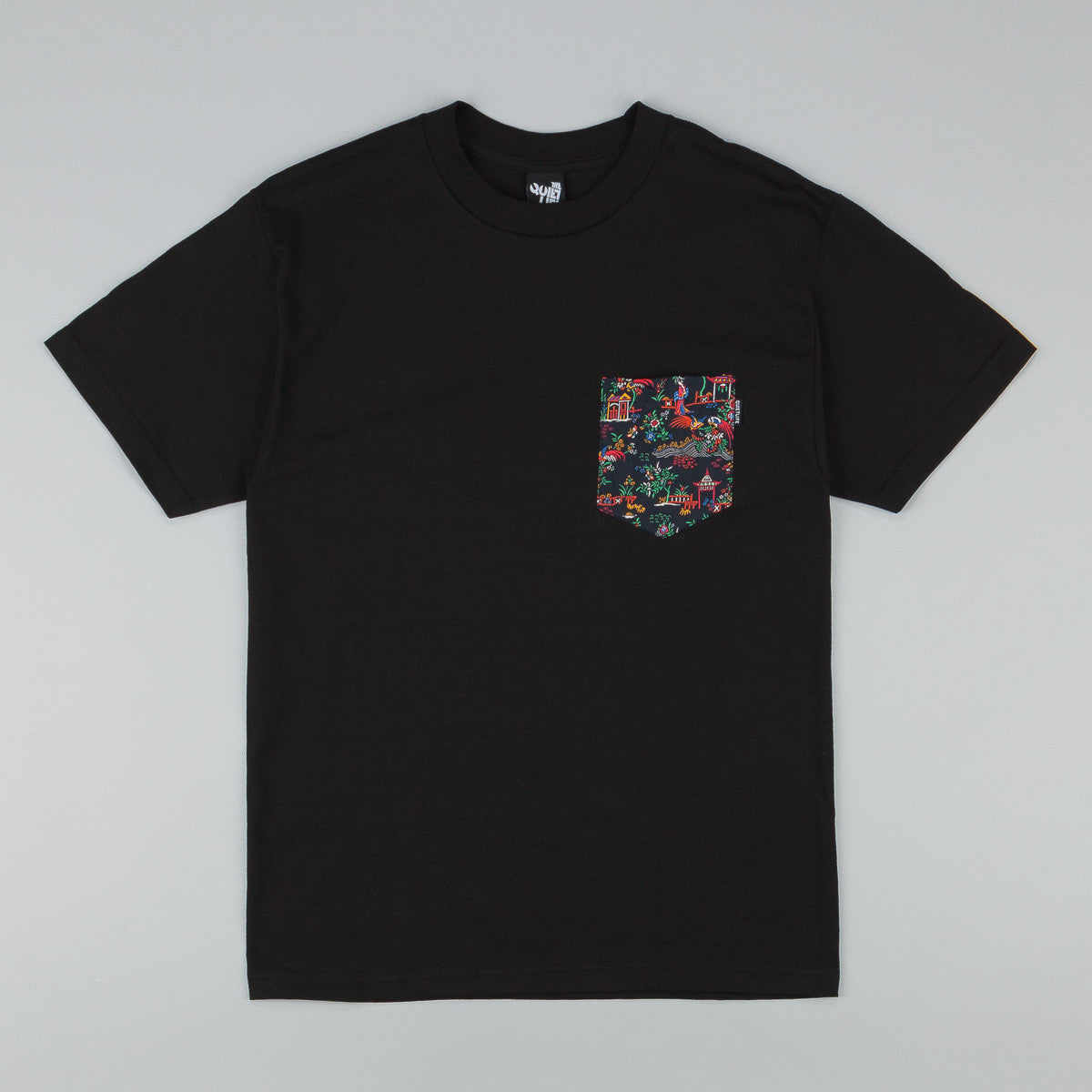 The Quiet Life Peony Pocket T-Shirt