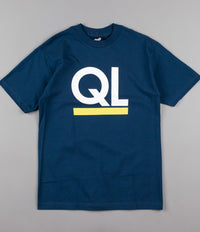 The Quiet Life Periodic T-Shirt - Harbour Blue