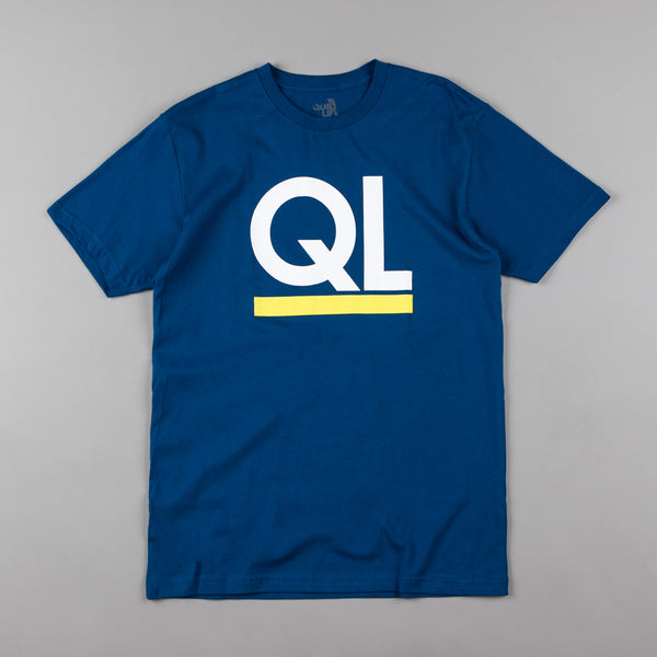 The Quiet Life Periodic Premium T-Shirt - Harbour Blue
