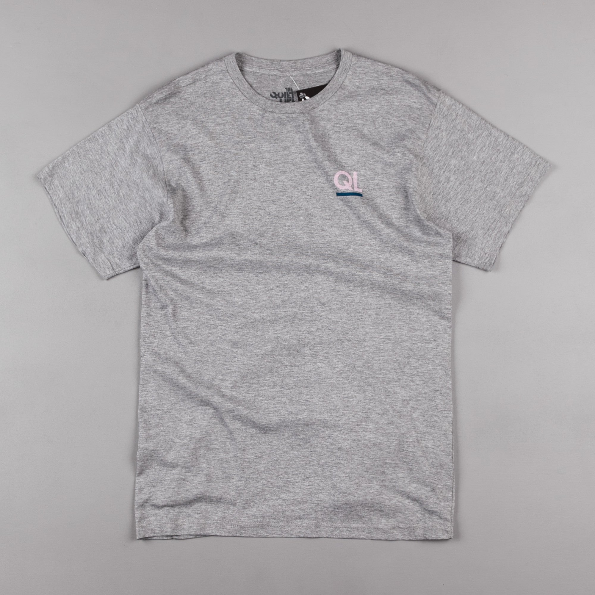 The Quiet Life Periodic T-Shirt - Heather Grey