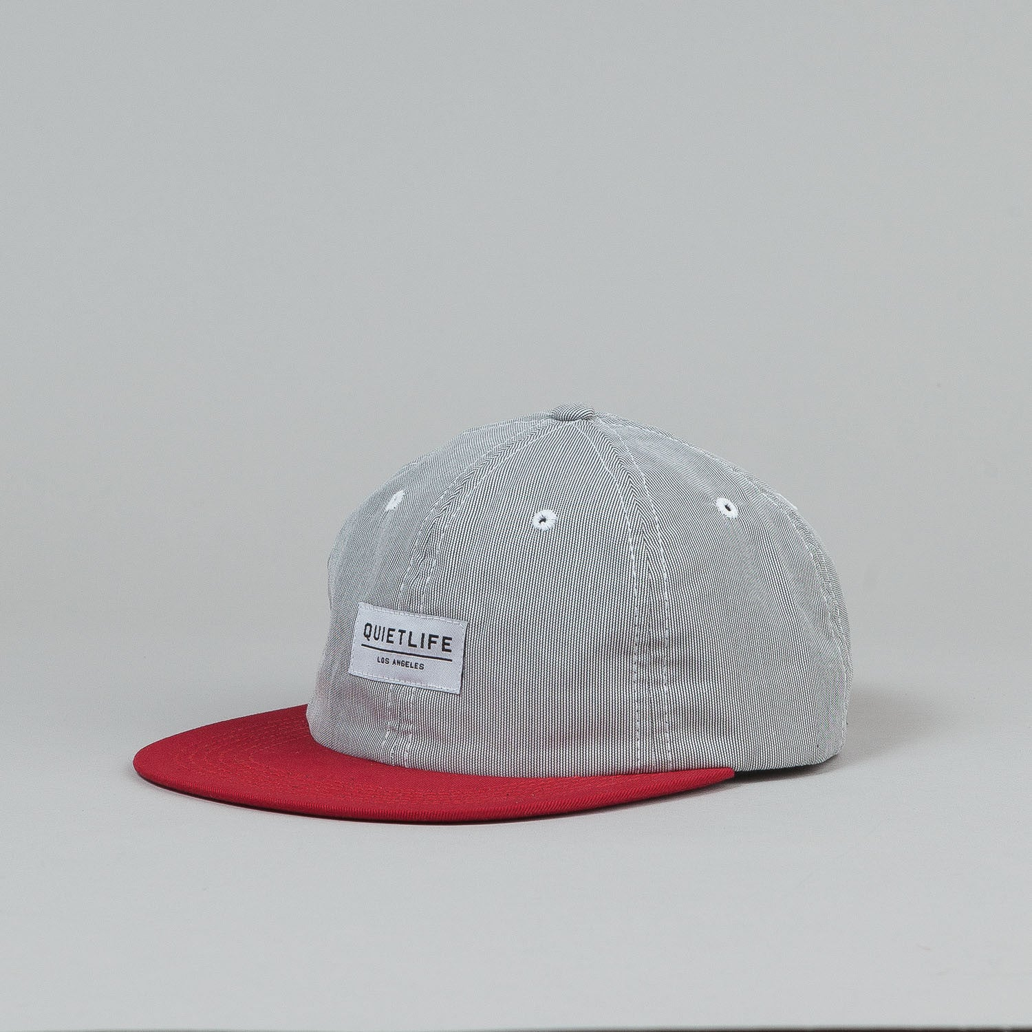 The Quiet Life Pincord Polo 6 Panel Cap