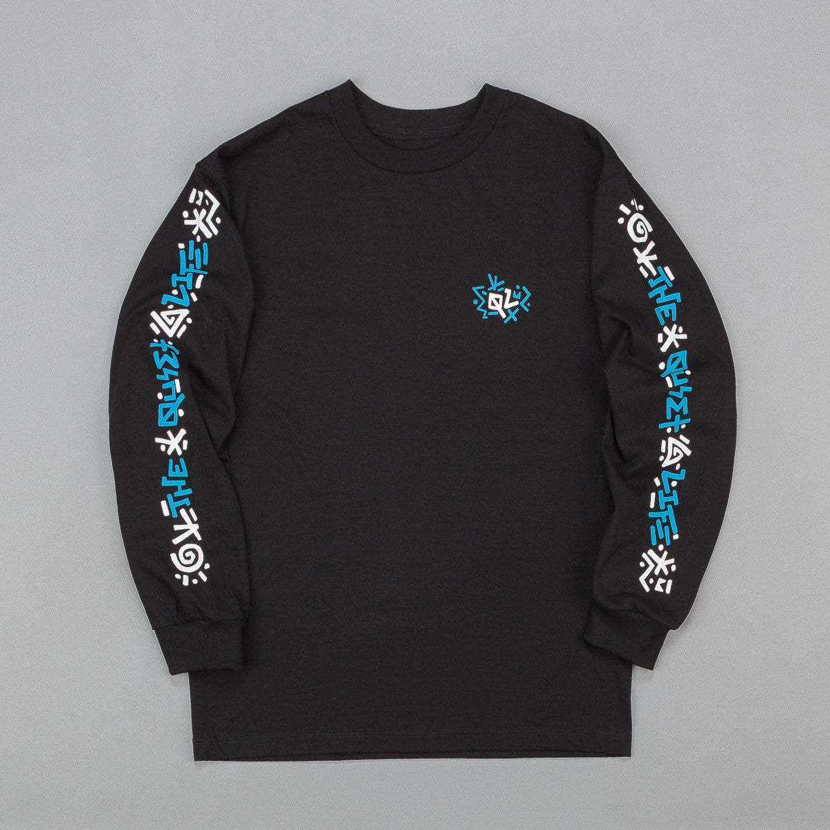 The Quiet Life Plus Long Sleeve T-Shirt - Black