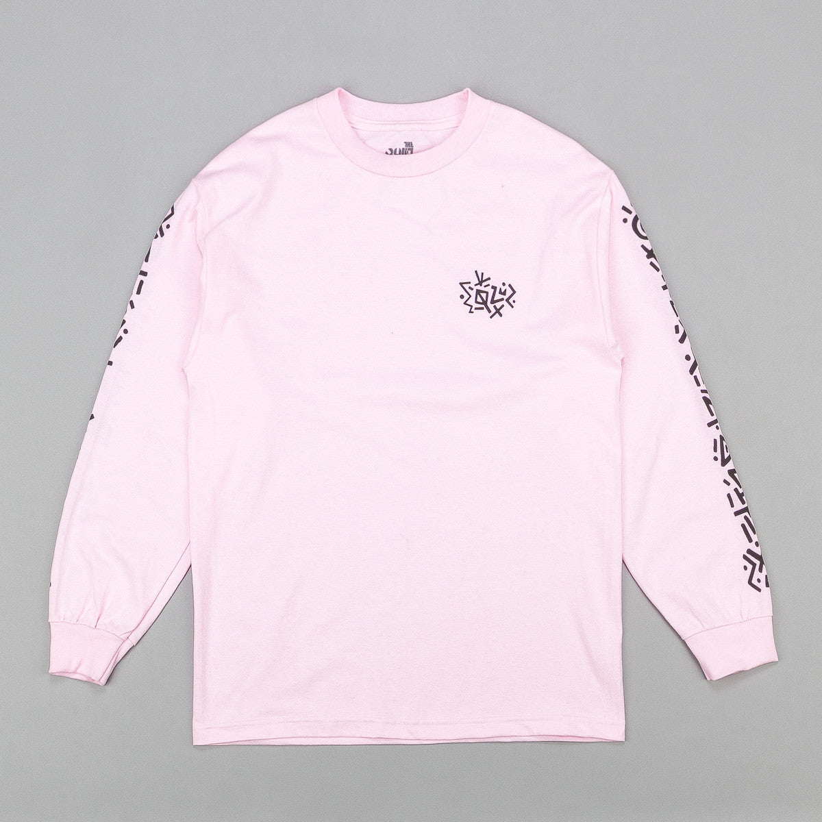 The Quiet Life Plus Long Sleeve T-Shirt - Pink
