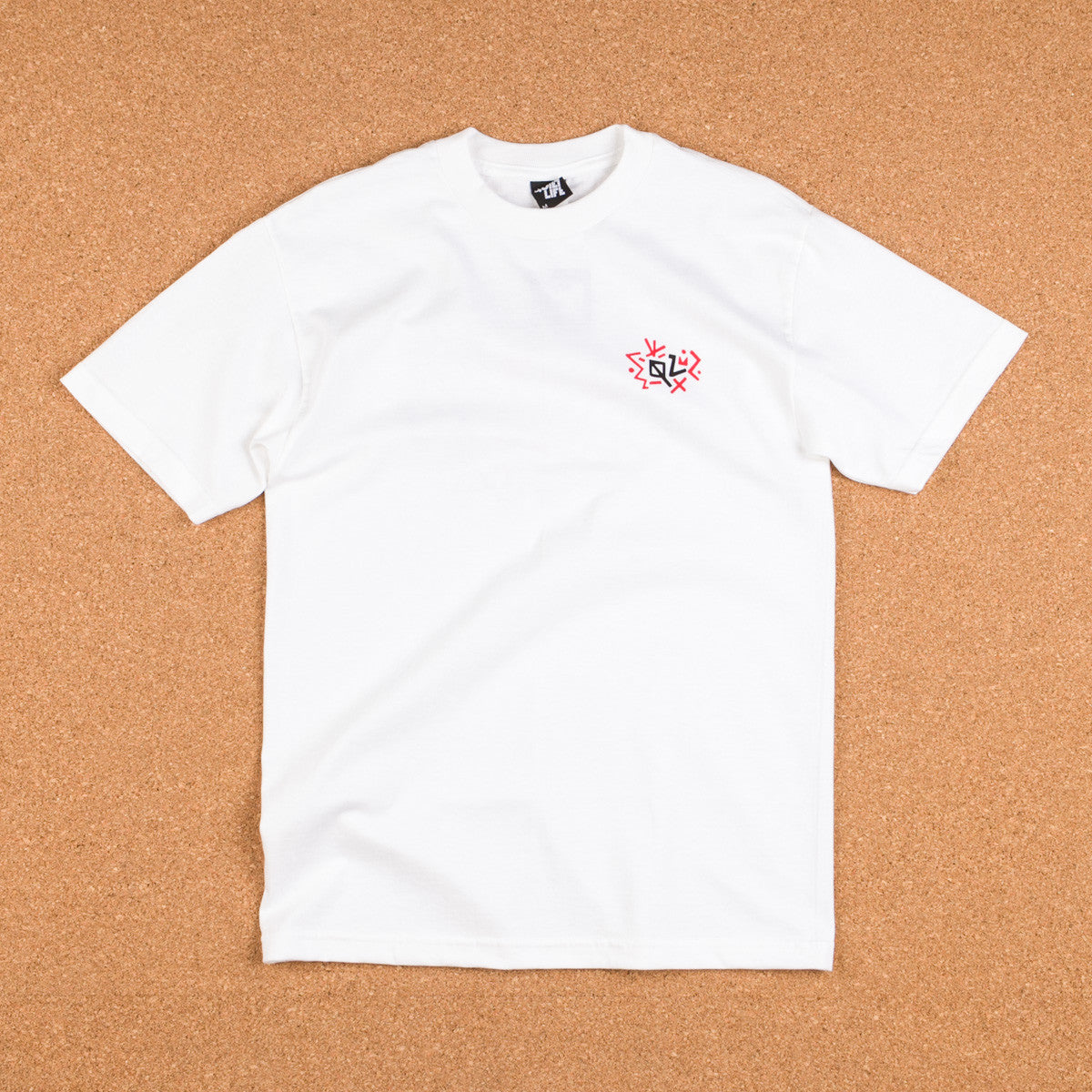 The Quiet Life Plus T-Shirt - White