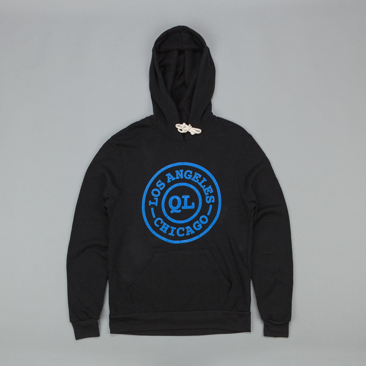 The Quiet Life QL Cities Hooded Sweatshirt