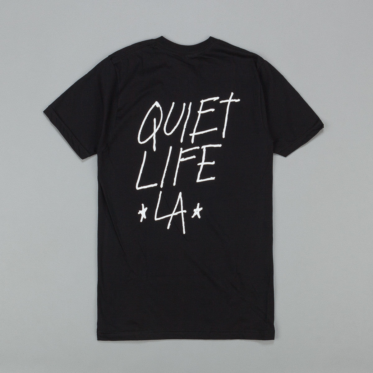 The Quiet Life QLA T-Shirt - Black