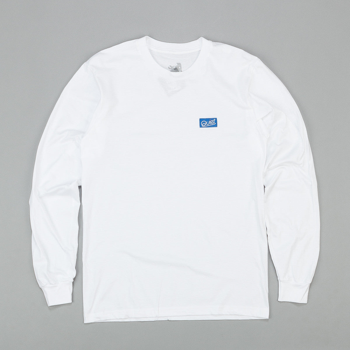 The Quiet Life Quiet Patch Long Sleeve T-Shirt