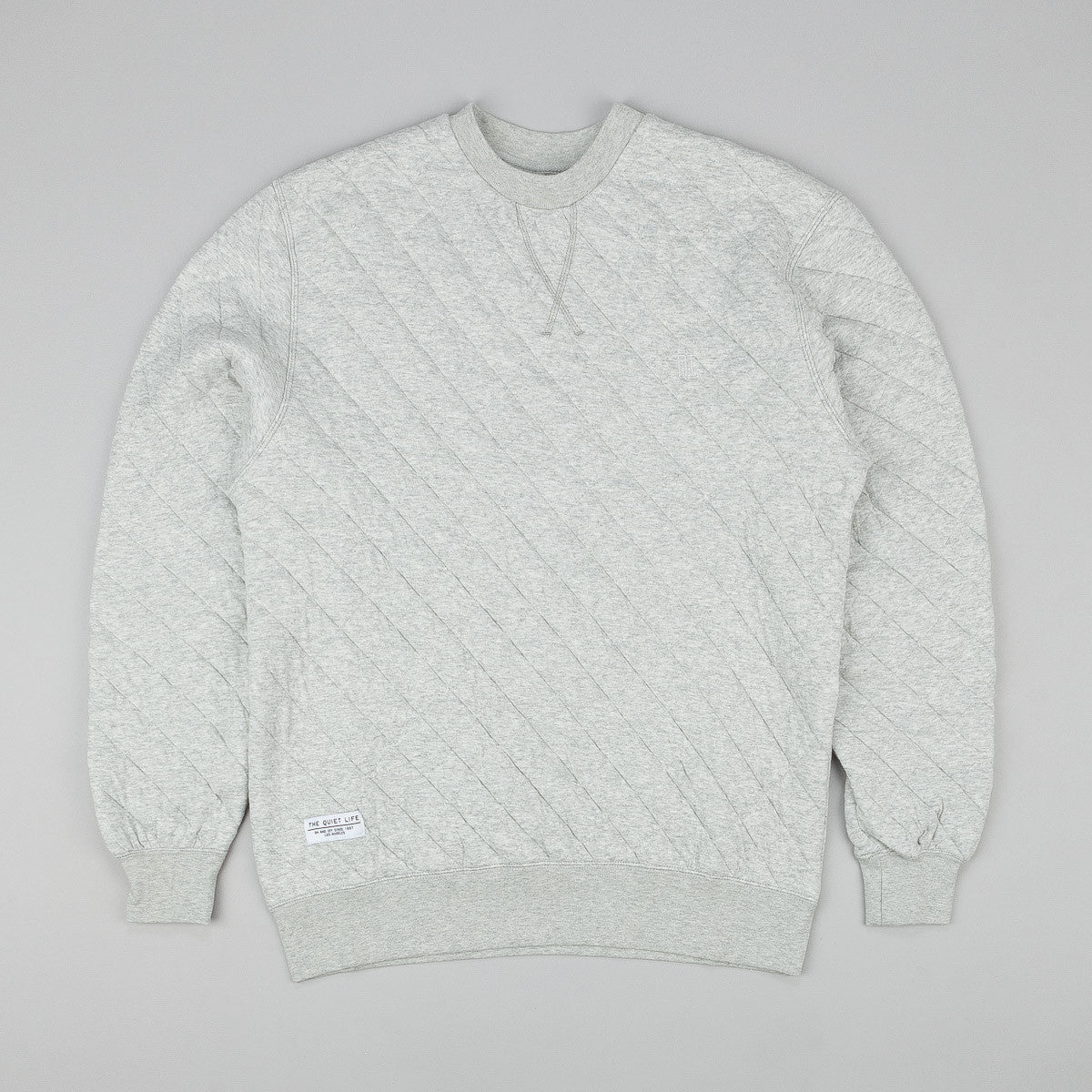 The Quiet Life Quilted Fleece Sweatshirt