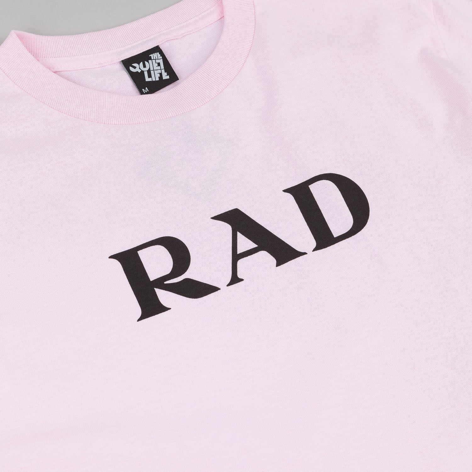 The Quiet Life Rad T-Shirt - Pink