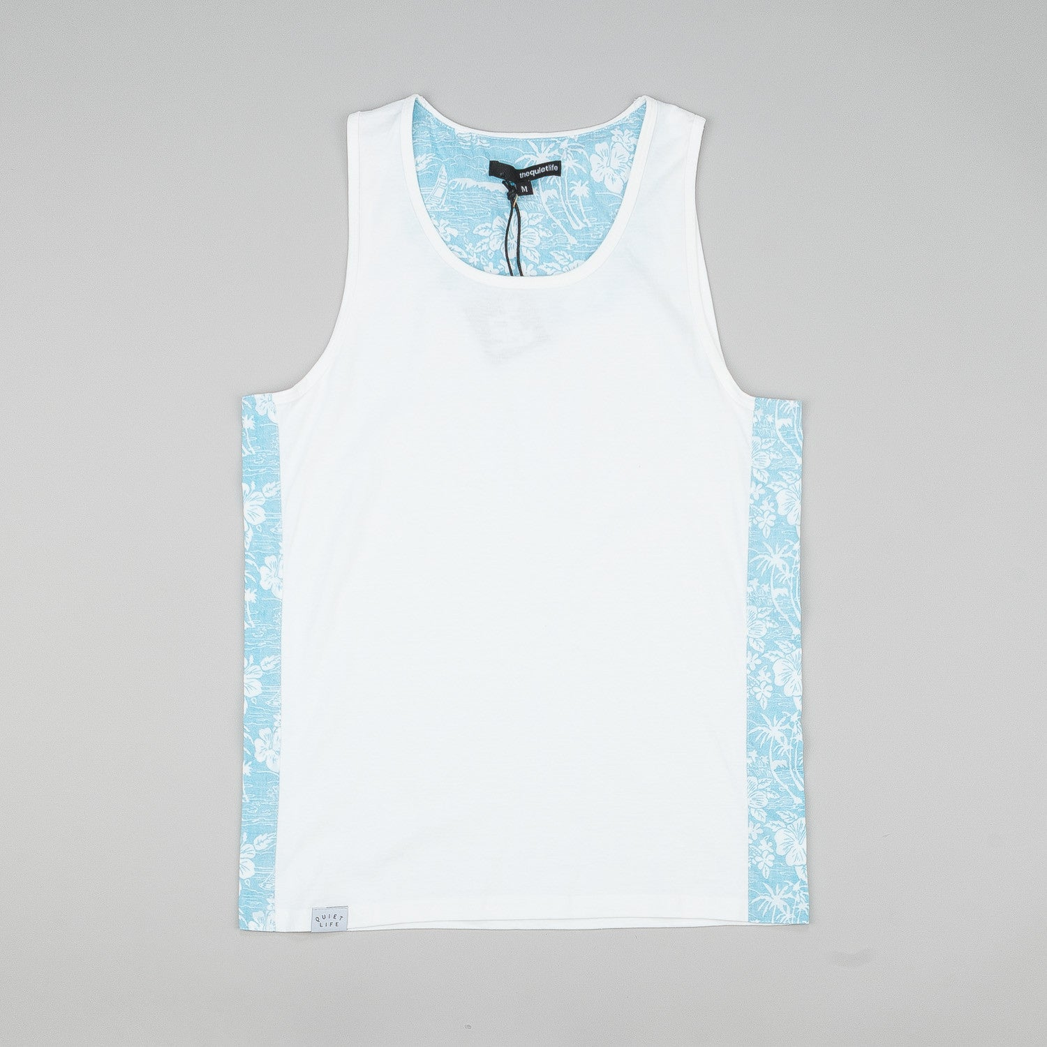 The Quiet Life Reversed Liberty Hawaiian Side Panel Tank