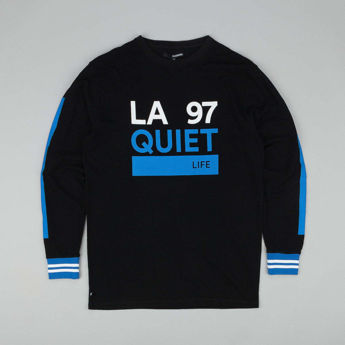 The Quiet Life Ribbed Cuff Long Sleeve T-Shirt