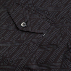The Quiet Life Rope Workshirt Black