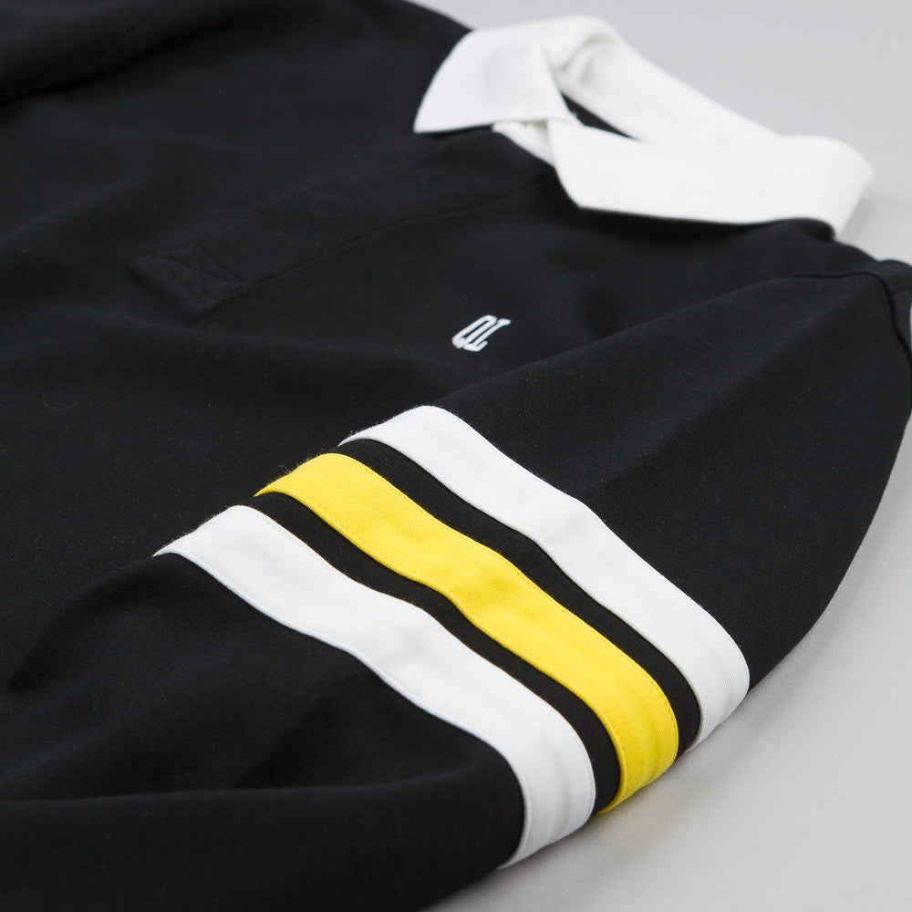 The Quiet Life Rugby Jersey Black
