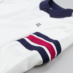 The Quiet Life Rugby Jersey White