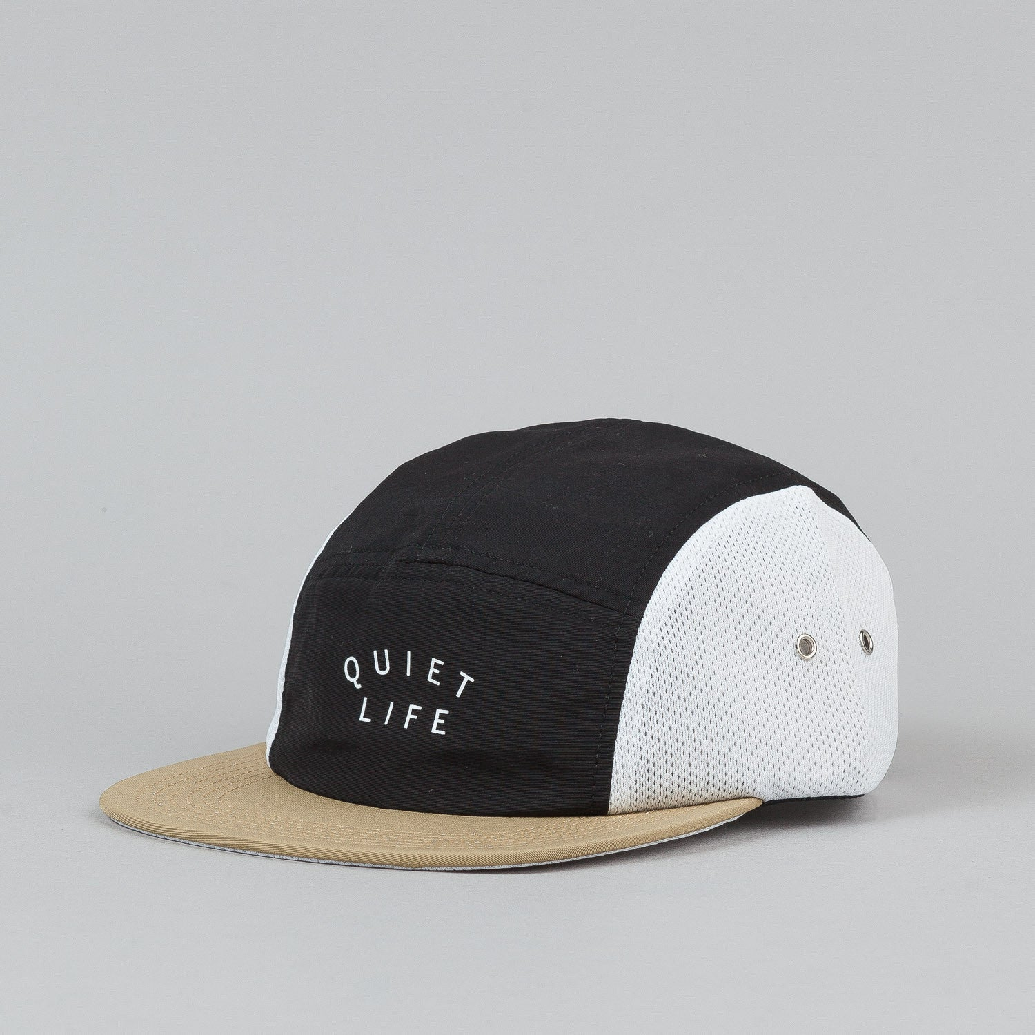 The Quiet Life Runner 5 Panel Cap