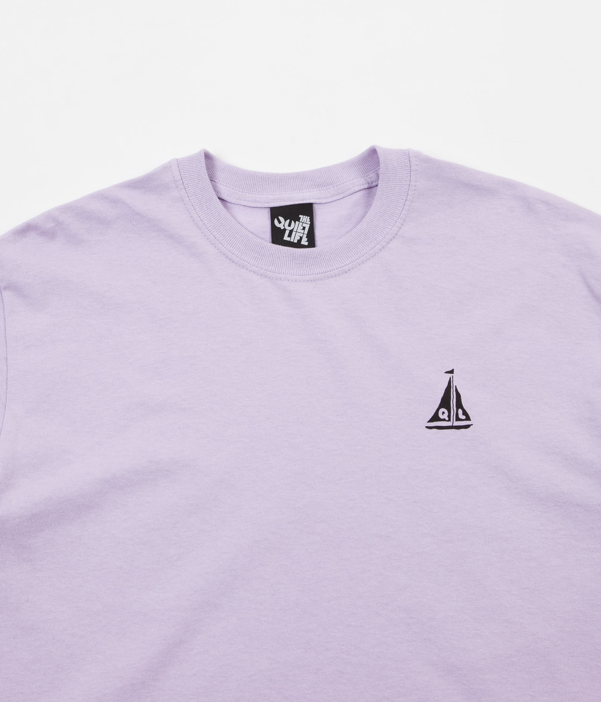 The Quiet Life Sail T-Shirt - Lilac