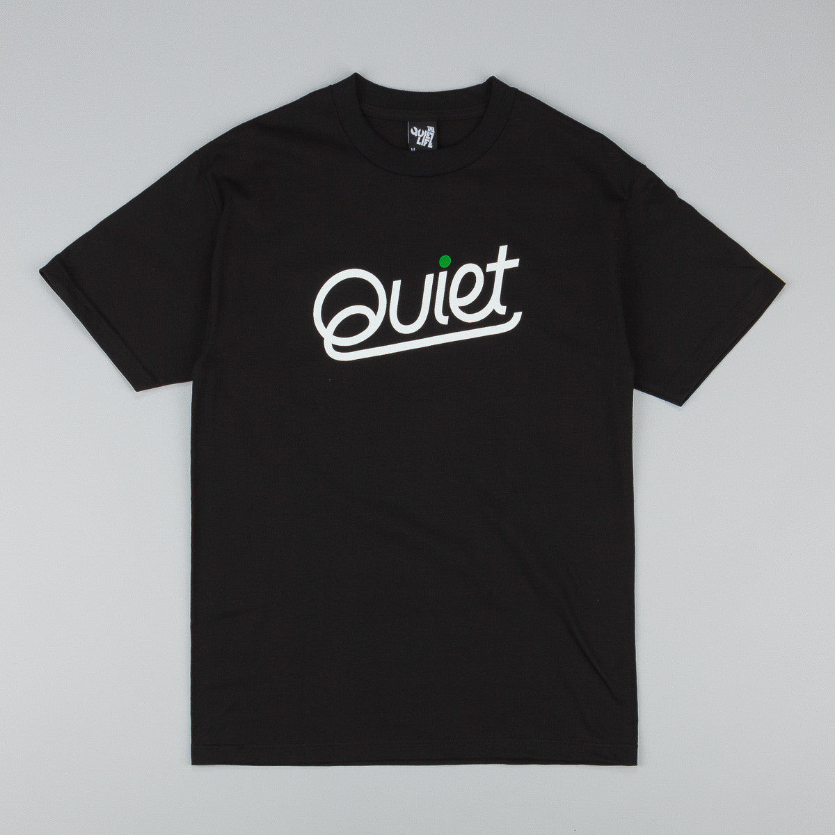 The Quiet Life Script T-Shirt
