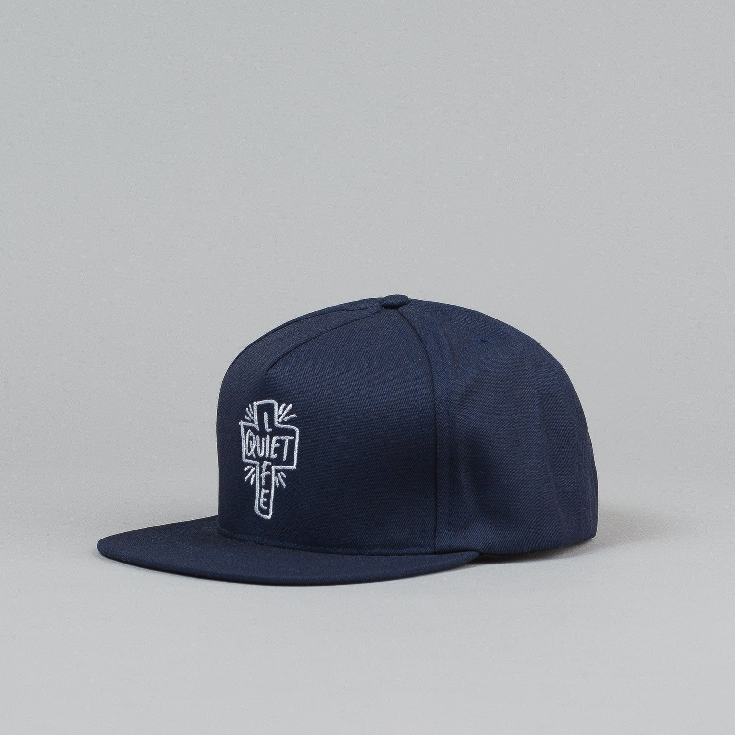 The Quiet Life Sharpie Snapback Cap
