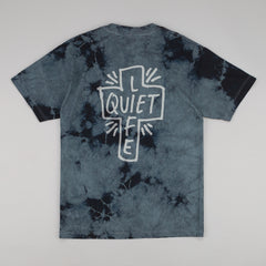 The Quiet Life Sharpie T-Shirt - Grey Lightning Wash