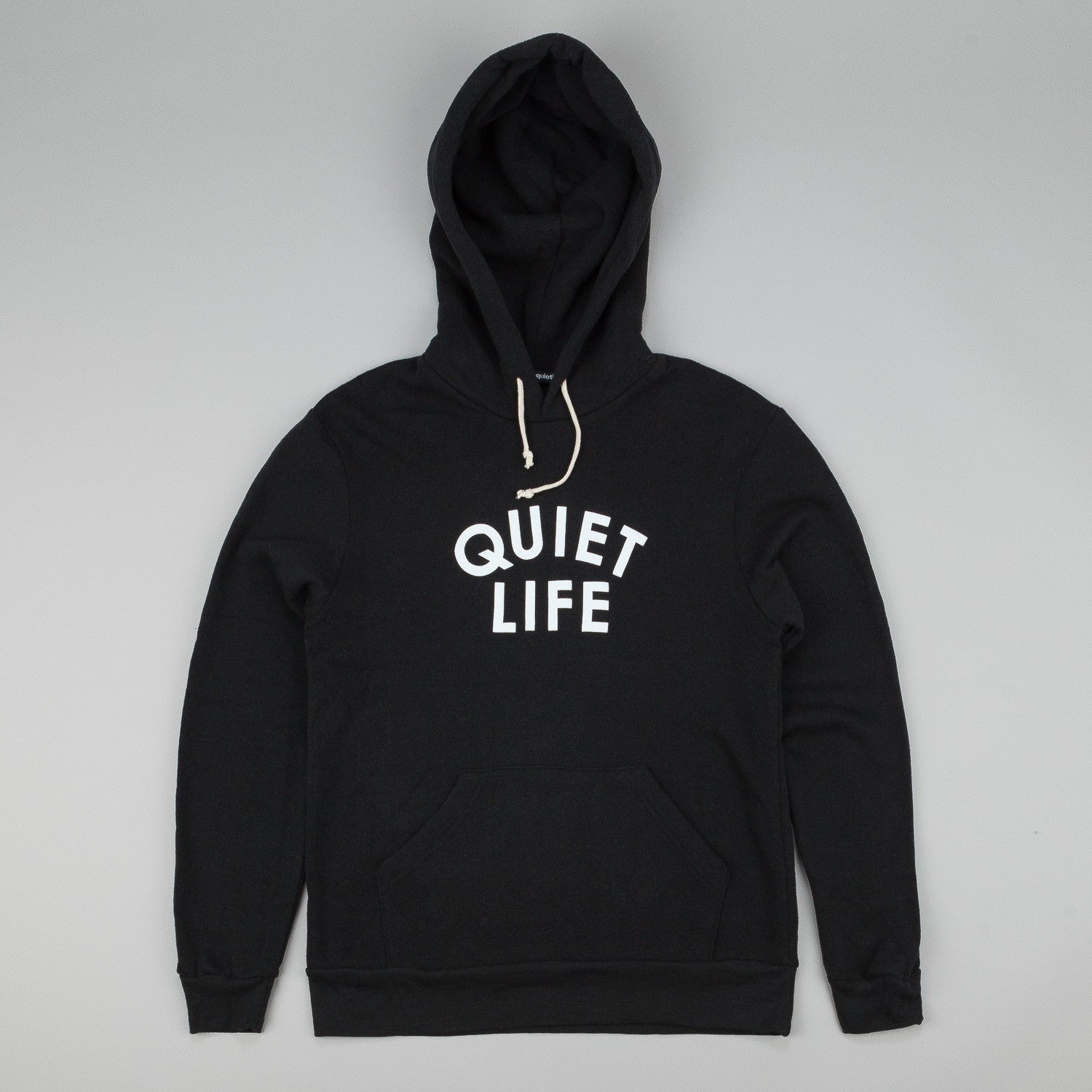 The Quiet Life Since '97 Hooded Sweatshirt - Black