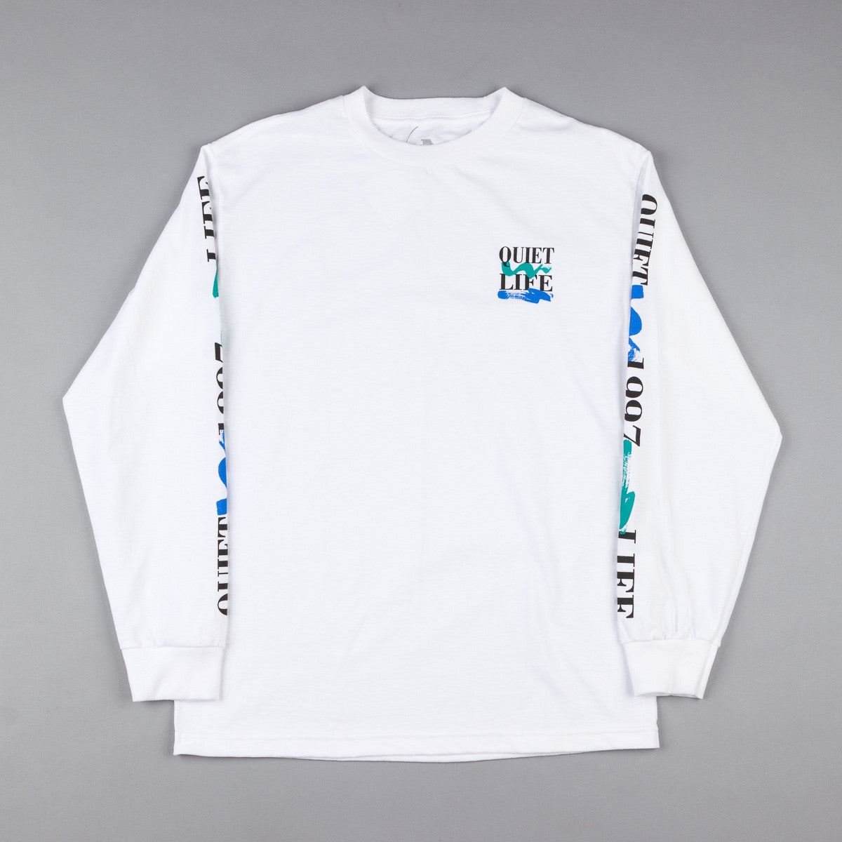 The Quiet Life Stack Long Sleeve T-Shirt