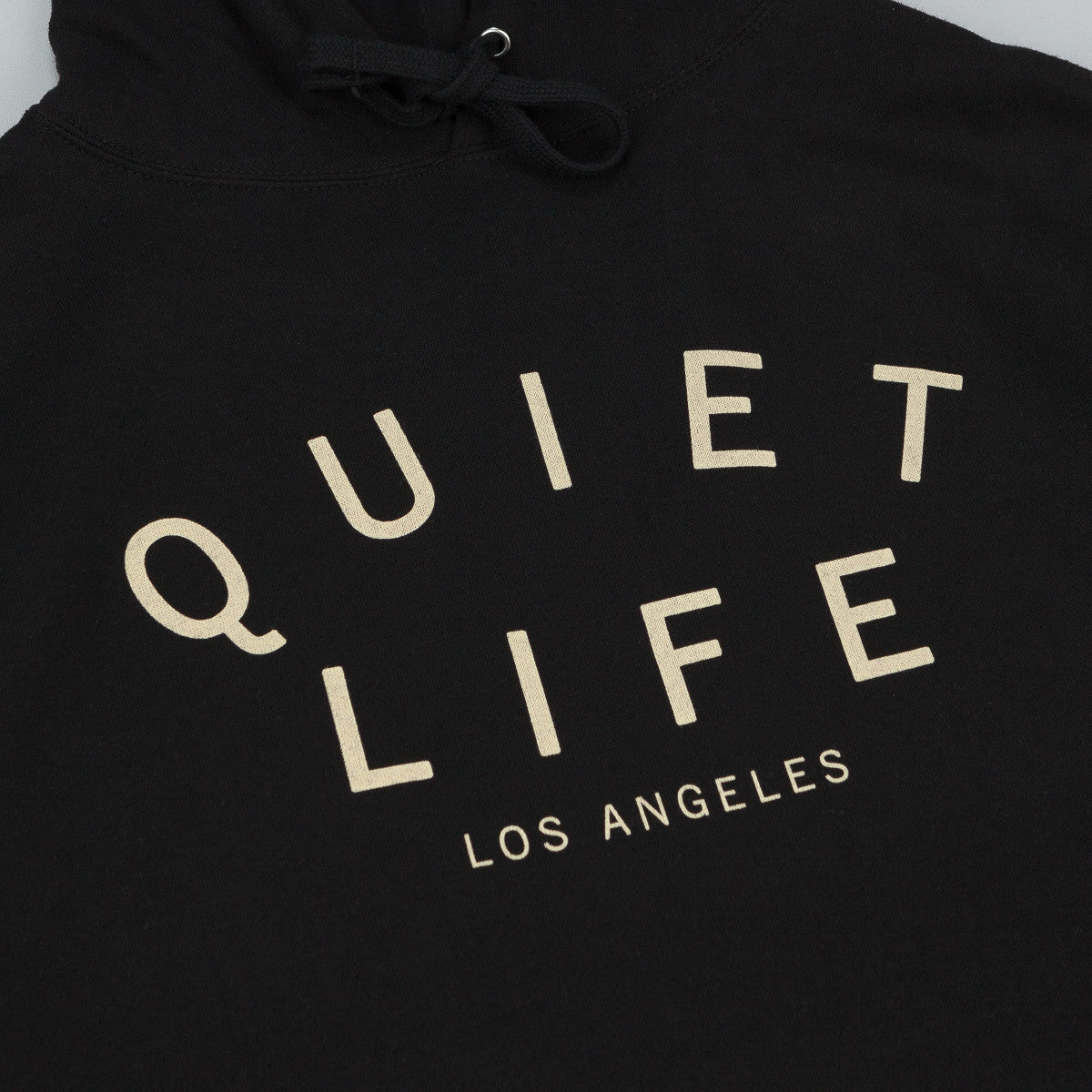 The Quiet Life Standard Hooded Sweatshirt - Black