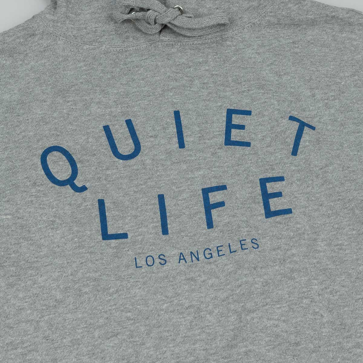 The Quiet Life Standard Hooded Sweatshirt - Heather Grey