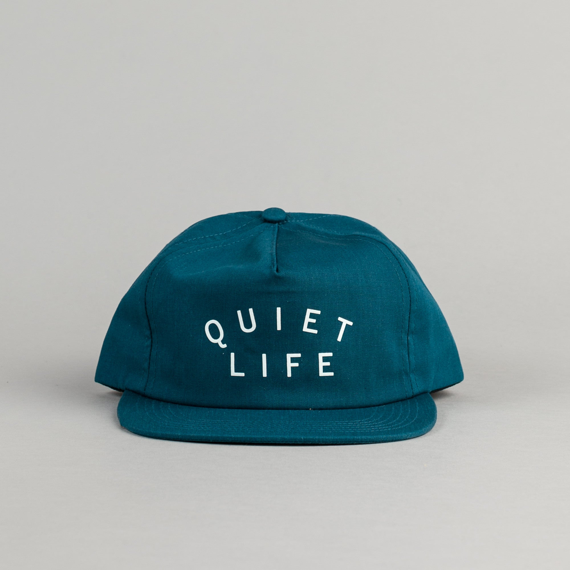 The Quiet Life Standard Snapback - Blue