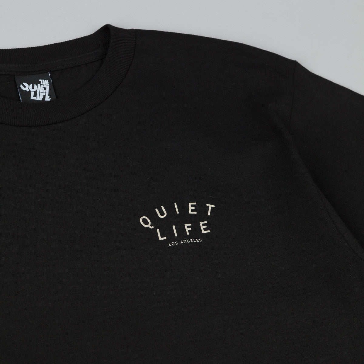 The Quiet Life Standard T-Shirt - Black
