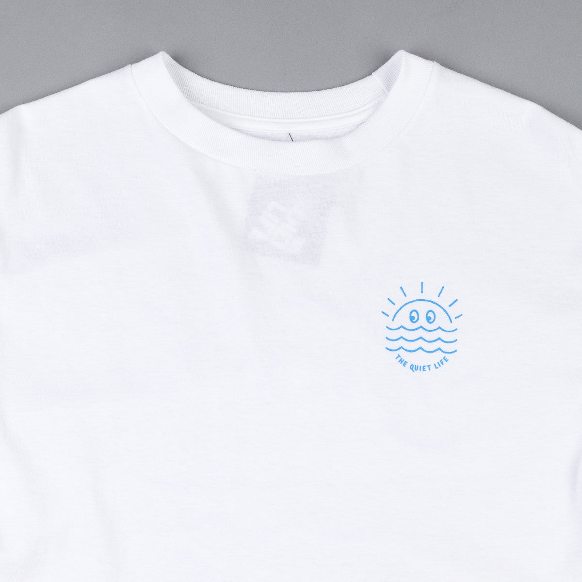 The Quiet Life Sunny Long Sleeve T-Shirt - White