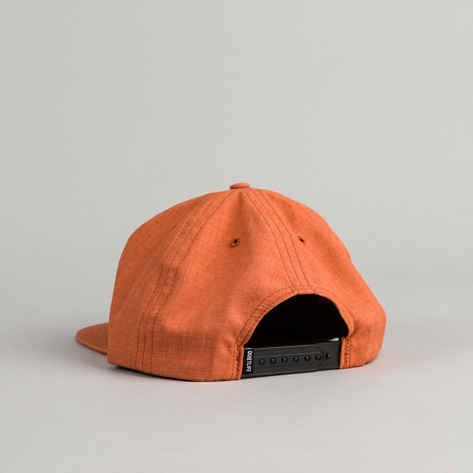 The Quiet Life Sunshine Snapback - Orange